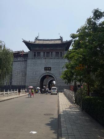 Lijing Gate : 丽景门