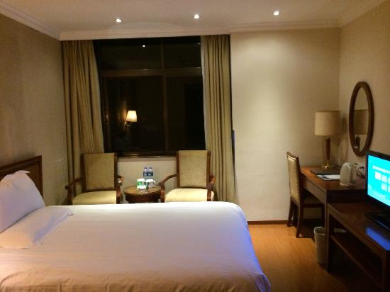 GreenTree Inn Shenzhen Dongmen Business Hotel: 房间一角