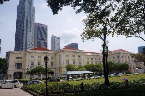 Museo de las Civilizaciones Asiáticas: 亚洲文明博物馆外观