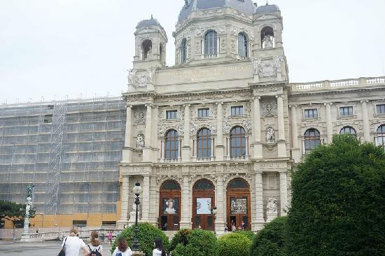 Kunsthistorisches Museum: 外观