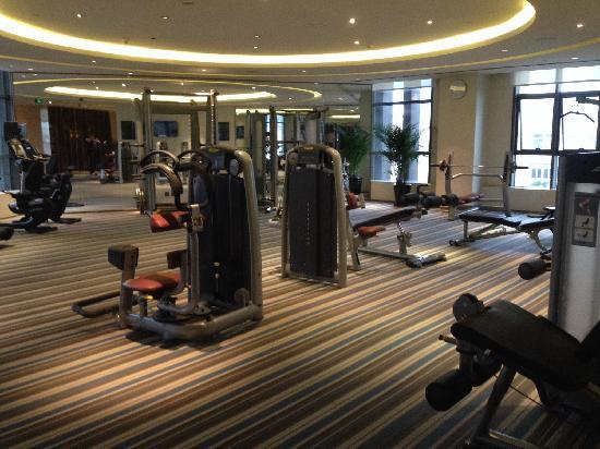 Aloft Dalian: 非常不错的健身中心
