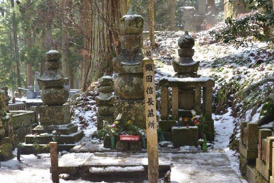 Koyasan Okunoin : 高野山奥之院