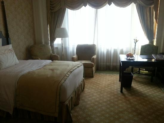 The Ritz-Carlton, Beijing : 华贸丽思