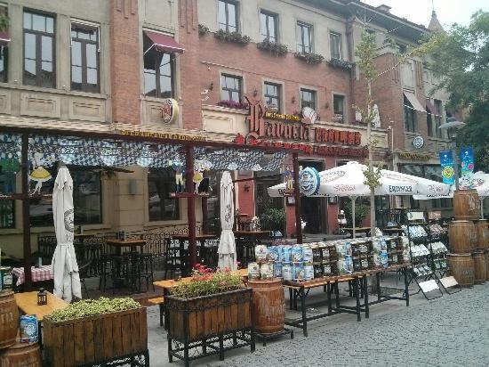 Italian Style Street: 巴伐利亚啤酒坊
