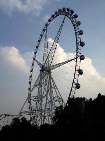 Jinjiang Amusement Park: 锦江乐园