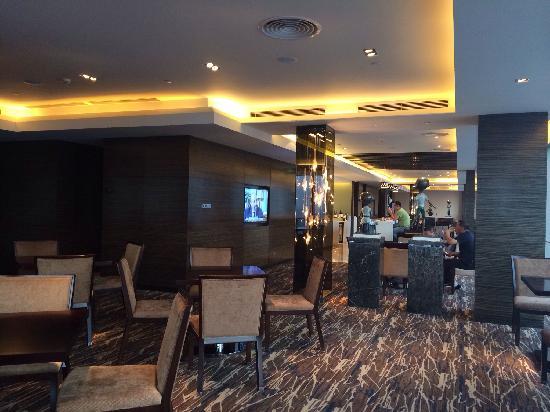 Hilton Shijiazhuang : 行政酒廊