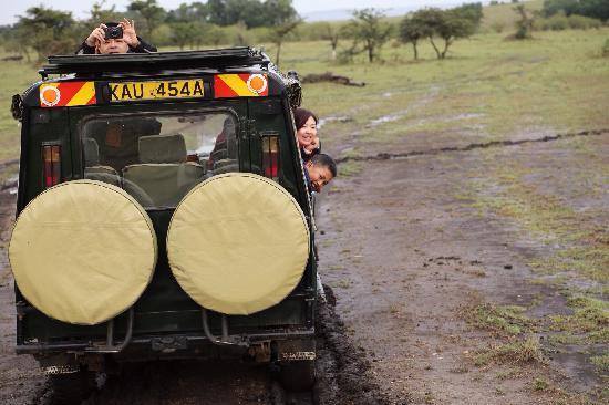 Olare Mara Kempinski Masai Mara: Olara Kempinski