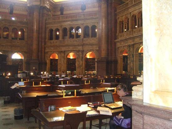 Library of Congress: 美国国会图书馆