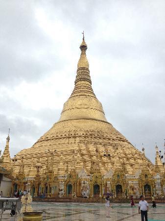 Pagode Shwedagon : 漂亮
