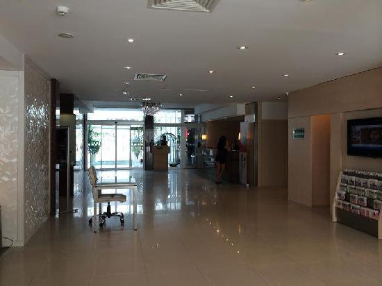 Holiday Inn Istanbul City : 大堂