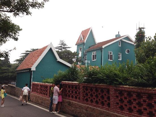 Badaguan Scenic Resort: 老建筑新感觉