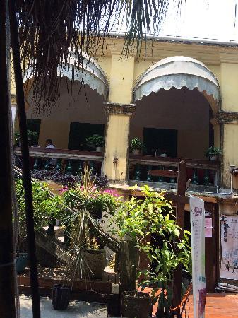 Gulangyu Xilinge Coffee Hostel: 环境很好
