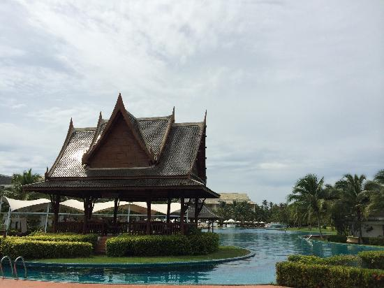Sofitel Krabi Phokeethra Golf & Spa Resort: 全泰国最大的泳池