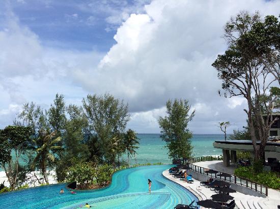 Pullman Phuket Arcadia Naithon Beach : 泳池,景观超棒