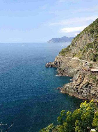 Parco Nazionale Cinque Terre: 五渔村