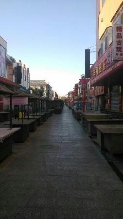 Shazhou Market: 沙州市场