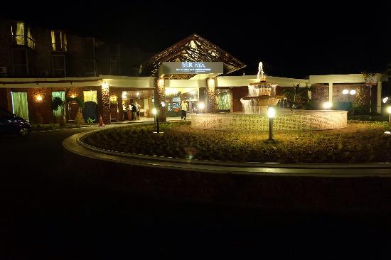 Berjaya Beau Vallon Bay Resort & Casino - Seychelles: Hotel gate