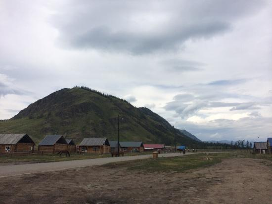 Kanas Lake Tuwa Village: 图瓦新村