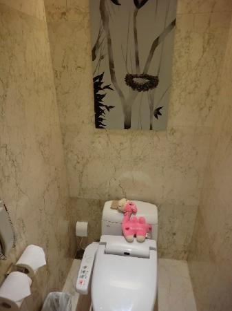Hotel Nikko Xiamen : 浴室