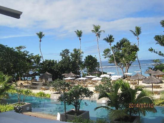 Kempinski Seychelles Resort: 风景如画