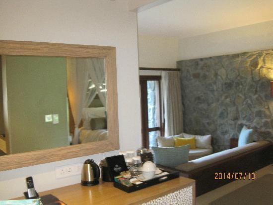 Kempinski Seychelles Resort: 干净