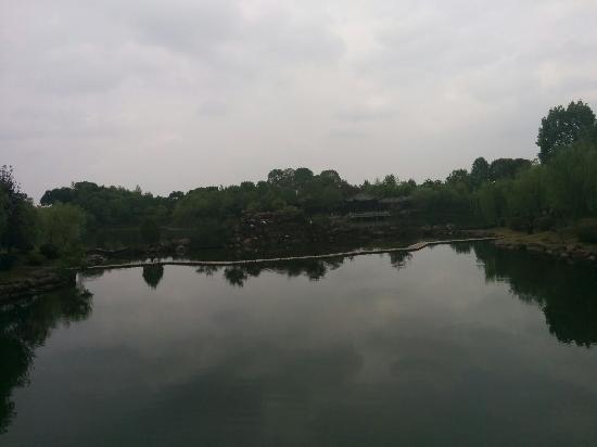 The Baos' Garden: 园林设计很好