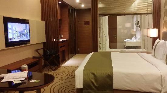 Holiday Inn Shanghai Hongqiao: 大床房