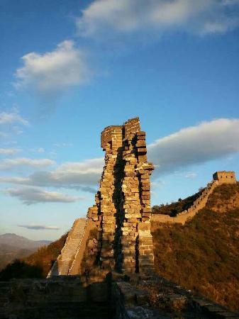 Jinshanling Great Wall: 古朴