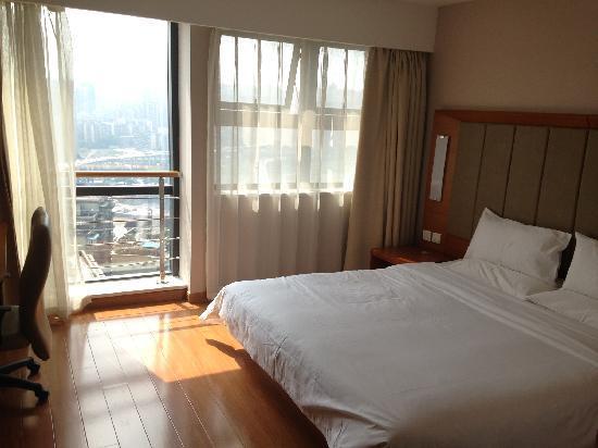 Quanji Hotel Chongqing Shangqing Temple