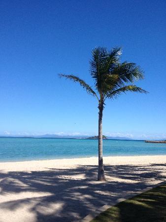 One&Only Hayman Island: 沙滩