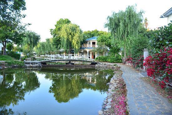 Baoshan, China: 小区环境