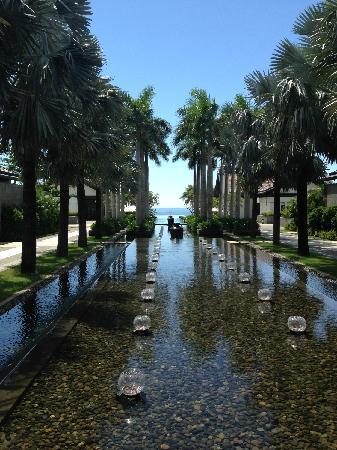 Narada Resort & Spa  Perfume Bay: 酒店大堂