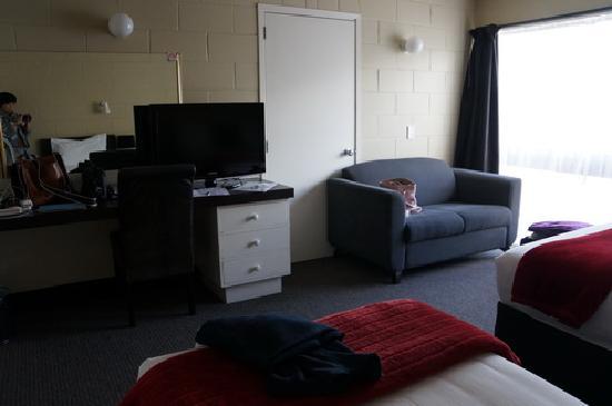 136 On Bealey Motel : 房间