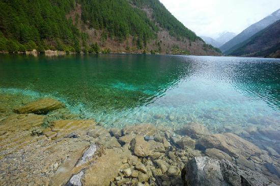 Jiuzhaigou Natural Reserve : 美景如画