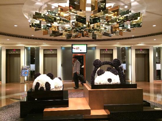 Panda Hotel : 就是Panda熊猫酒店,大堂在3楼,楼下就是商场超市,非常方便,离地铁稍远,基本都是大陆游客在住,房间很多人也很多,最近在施工比较乱一点,在荃湾这个地方来说性价比非常好