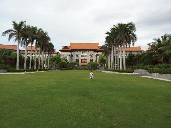 Renaissance Sanya Resort & Spa : 外景