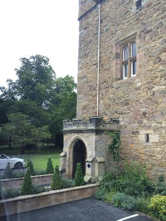Carberry Tower Mansion House and Estate : 几百年前的古堡,除了信号不好,网络不好,其他还好。