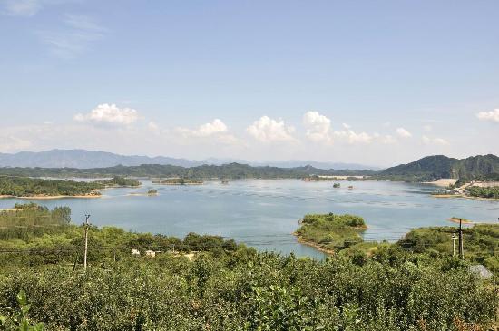 Miyun Reservoir : 水库
