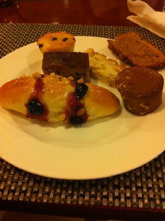 Grand Park Wuxi: 早餐还不错