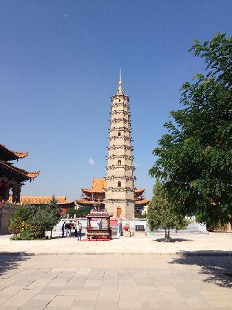 Luoshi Pagoda: 罗什寺塔