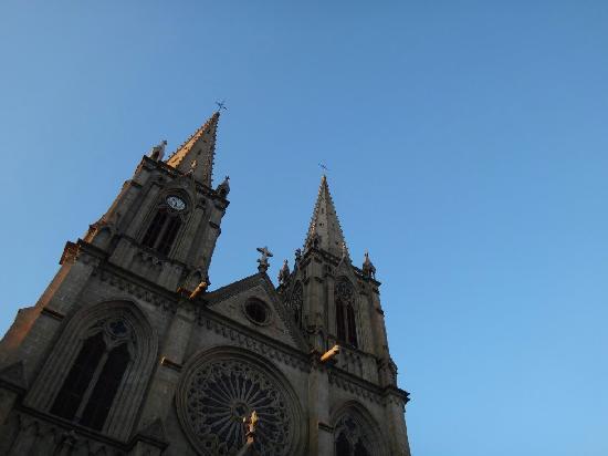 Sacred Heart Cathedral: 石室圣心大教堂