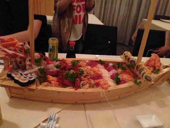 Lugo, อิตาลี: Barca per 4 Persone