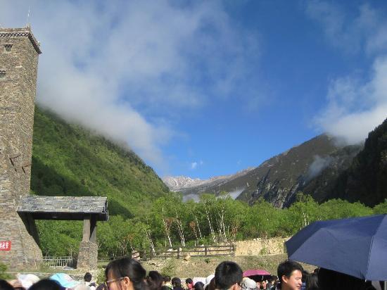 Kangding County 사진