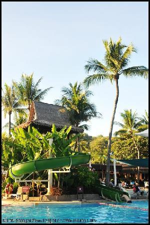 Shangri-La's Rasa Ria Resort & Spa: 泳池