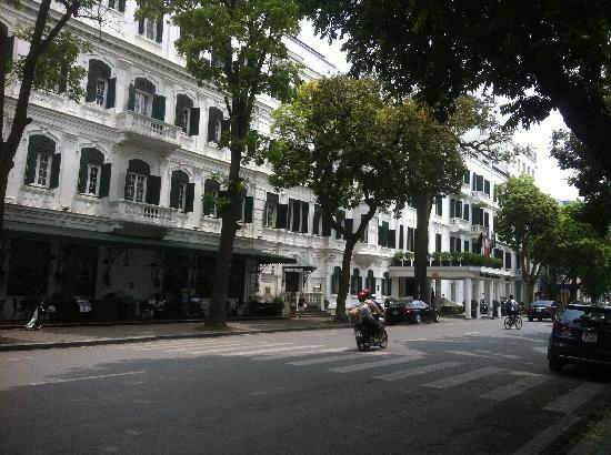 Sofitel Legend Metropole Hanoi: 酒店外观