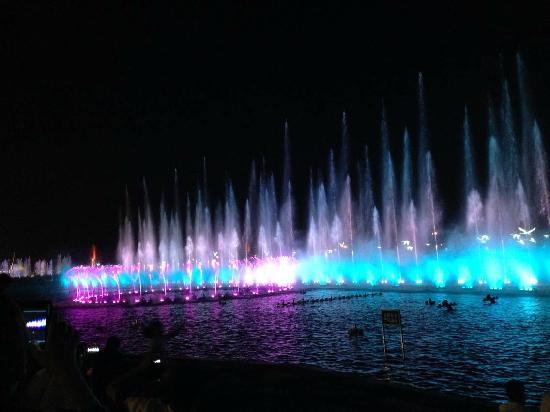 Autumn Water Square : 秋水广场