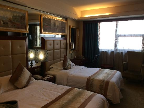 New Paris Hotel Harbin: 客房
