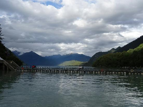 Basongcuo Lake Tourist Area: 宁静之湖