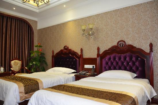 Yincheng Hotel: 所有客房配有电脑,并有无线wifi。