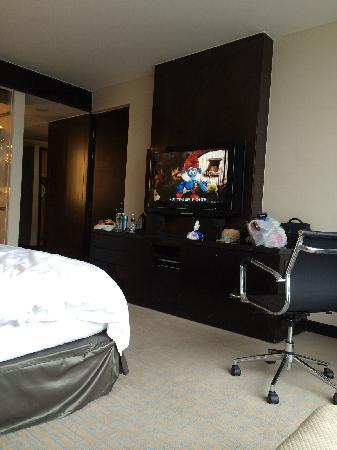 InterContinental Hotel Qingdao: 城景房